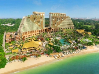 센타라 그랜드 미라지 파타야 / Centara Grand Mirage Beach Resort Pattaya